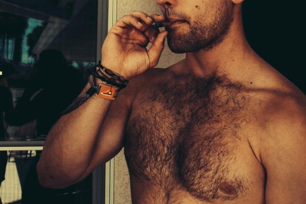 hair-chest